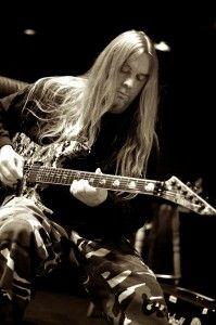 Slayer's Jeff Hanneman