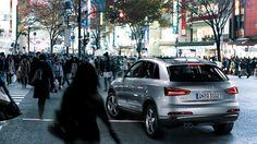 Audi Q3. I receive and I believe!!!! Amen.