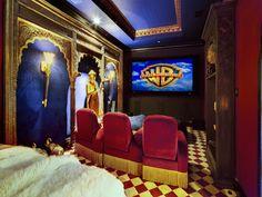 A Mediterranean Mansion with Moorish Flair [33 pics] «TwistedSifter