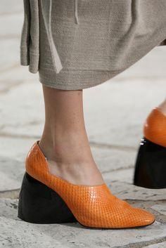 Les chaussures printemps-été 2015 de Loewe