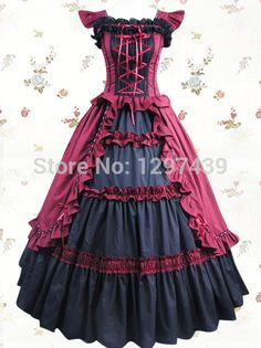 Cheap costume made prom dresses, Buy Quality costume teacher directly from China costume bowties Suppliers:      Custom Made Lovery Princess Sweet Lolita Coat Wool Overcoat Black Gothic Lolita Punk Coat Wool Blended Winter