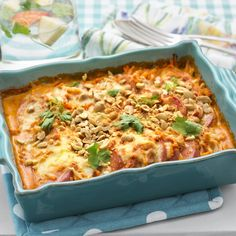 Recipe For Mom, Something Sweet, Charcuterie, Food Inspiration, Macaroni And Cheese, Recipies, Curry, Salmon, Food And Drink