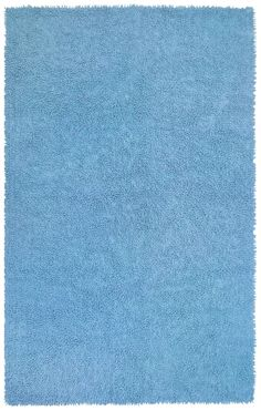 Shagadelic Light Blue Area Rug