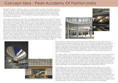 concept idea-pearl academy of fashion