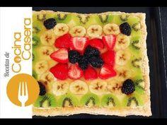 Hojaldre de frutas   Recetas de Cocina Casera - Recetas fáciles y sencillas