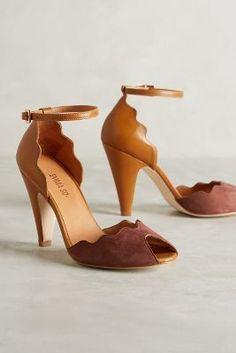 Emma Go Riona Heels Taupe Heels #anthrofave