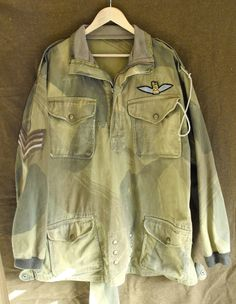1942 Dated Denison Smock - Or Maybe Not?