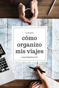 Recursos para organizar un viaje #triptips #recursosviajes #viajes #trips