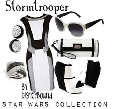 """""""Stormtrooper"""" by lalakay ❤ liked on Polyvore"""