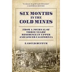 In this informative first-hand historical narrative, Gould Buffum delves into the world of gold-mining in 19th century California.  As he journeys to the golden regions, he provides a personal account of all aspects of mining for the precious metal. From fitfully sleeping through extreme weather conditions, basking in the natural beauty of the flowers and streams in California's plains, bonding with Indian locals, being chased by an enormous grizzly bear, watching criminals publicly lashed…