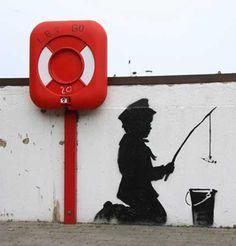 Sir real Banksy