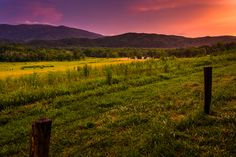 Cades Cove is the best place to be!
