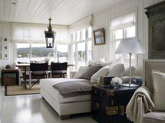 Coastal romantiacism   Arquiteto e designer de interiores Geir e Elin Fossland