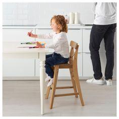 IKEA - INGOLF Junior chair antique stain