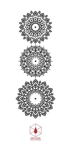 Free Coloring Page Zen Antistress Abstract Pattern Inspired