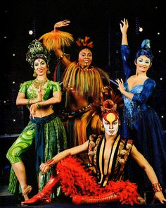Image result for cirque du soleil dralion costumes