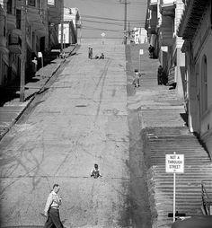 An 89 Year Old's Magical Photos of Old San Francisco - The Bold Italic - San Francisco