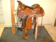 Kijiji: Eamor Western Stock Saddle