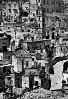 """Matera, Italy"" by WSargent 