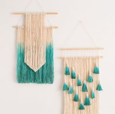 Easy and Simple DIY Wall Hanging Ideas - Amazing Wall Hanging Ideas to decorate the Home. These DIY Wall Hanging ideas are must to know for every girl and I am glad that I could find these DIY Wall Hanging Ideas and pinning for future reference. Yarn Wall Art, Yarn Wall Hanging, Art Yarn, Diy Wall Art, Diy Wall Decor, Home Decor, Wall Hangings, Hanging Art, Crafts To Make And Sell