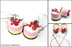 Berry cakes by CinnamonFlavour.deviantart.com on @deviantART