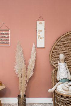 Interior Wall Colors, Bedroom Wall Colors, Room Ideas Bedroom, Interior Design Living Room, Girls Bedroom, Diy Room Decor, Bedroom Decor, Simple Living Room Decor, Terracota