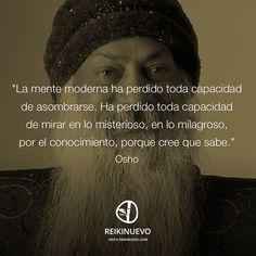 Osho: La mente moderna http://reikinuevo.com/osho-mente-moderna/
