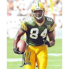 c02dd5c39 Sterling Sharpe, Green Bay Packers, Signed ,Autographed, 8x10 Football  Photo, A Coa with the proof photo of Sterling signing will be included