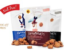 Delicious & Healthy Snacks from Somersault Snack Company + Giveaway