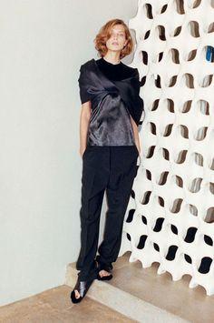 Daria Werbowy Celine Spring/Summer 2013 Campaign