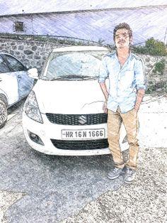 Me n my car