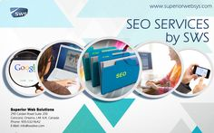 SEO Experts - Toronto, Canada  SWS is website design & development, seo, smm company based in the Toronto. We are into designing and developing mobile based apps websites for companies in Toronto, Ontario, Canada. Visit : www.superiorwebsys.com