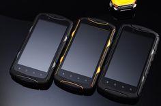 SmartPhone JEEP J6 | Dual SIM | 5.0 polegadas | Câmara 13MP (Resistente ao choque, água & poeira) DESBLOQUEADO