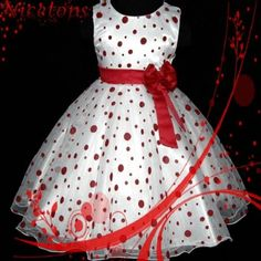 April's dress for the Daddy Daughter dance