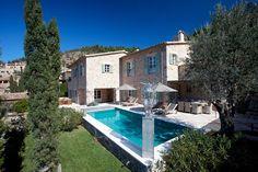 Villa holiday in Deia, Mallorca, Spain.