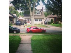 """""""Car - 2004 Mazda RX-8 Red/Black in THOROLD, ON  $9,000""""http://blog.rvinyl.com/2015/05/28/the-illusive-rx9/: Can't wait for the #Mazda #RX9? Neither can we at #Rvinyl.com."""