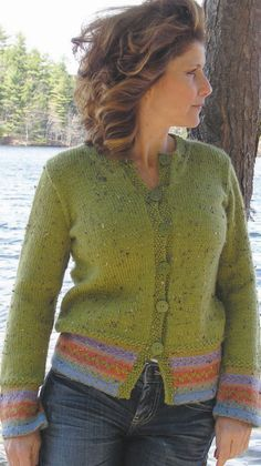Double Tweed Cardigan in Knit One Crochet Too Elfin Tweed and Brae Tweed - 1932. Discover more Patterns by Knit One Crochet Too at LoveKnitting. The world's largest range of knitting supplies - we stock patterns, yarn, needles and books from all of your favourite brands.