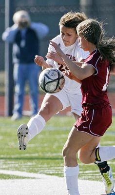 Ipswich's Courtney Long will play on the North team at the 18th Agganis Women's Soccer Classic. #teens #highschoolsports