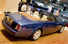 Rolls Royce Phantom V 2 Door Touring Coupe