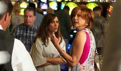Kristen Wiig and Annette Bening  in 'Girl Most Likely'