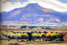 Georgia O'Keeffe(USA) ジョージア・オキーフ(米)