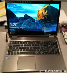 """There are many reasons Why I Love The Acer Aspire R 15. It is a versatile 15.6"""" device with crisp colors and sounds."""