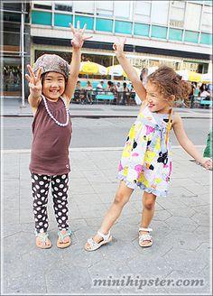 Fashionista friends