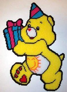 Homemade - Care Bears with Pics - Kat - В