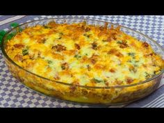 Quiche, Macaroni And Cheese, Food And Drink, Cooking Recipes, Breakfast, Ethnic Recipes, Youtube, Kitchens, Essen