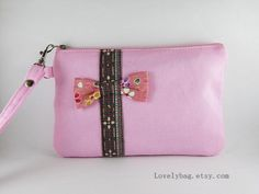 Hey, I found this really awesome Etsy listing at https://www.etsy.com/listing/128857287/super-sale-light-pink-bow-clutch-bridal