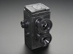 35mm Twin Lens Reflex Camera Kit from Gakken