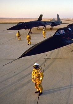 "The Lockheed SR-71 ""Blackbird"""