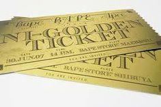 gouden ticket masterclass - Google Search