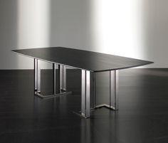 CHARLIE MESA - Mesas para restaurantes de diseño de Meridiani ✓ toda la información ✓ imágenes con alta resolución ✓ CADs ✓ catálogos ✓..